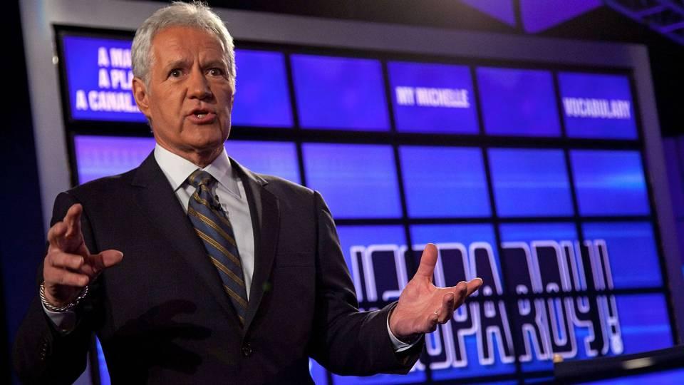 Alex Trebek Jeopardy finishes chemo